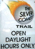 Silver Comet Trail Sign