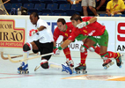 Angola vs. Portugal at 2005 Worlds