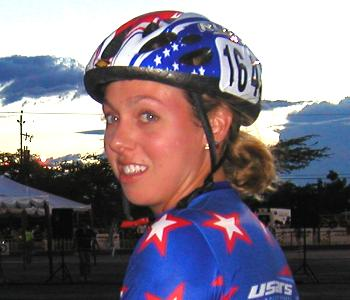 Jilleanne Rookard of the United States